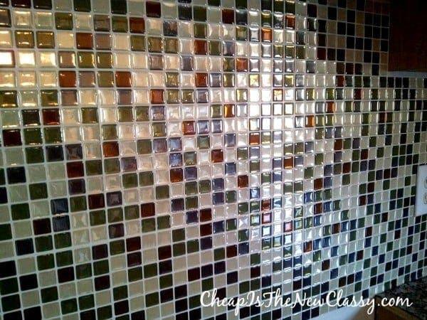 Easy backsplash tiles