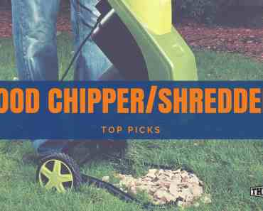 The Top Four Wood ChipperShredders