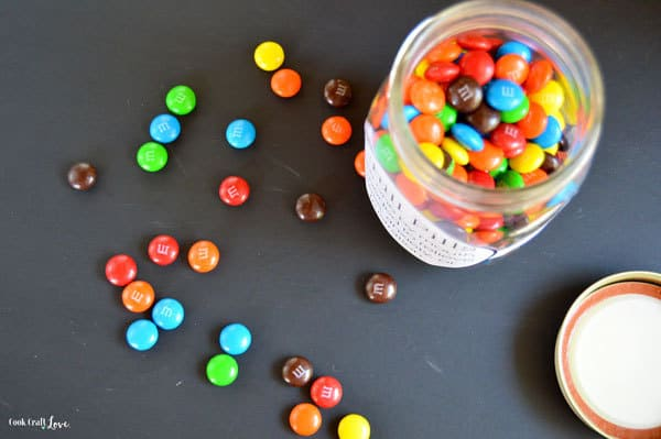 Chill Pill Container Teacher's Gift Idea