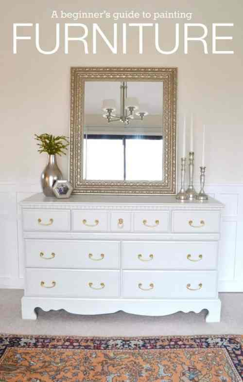 Stylish Dresser Remodel