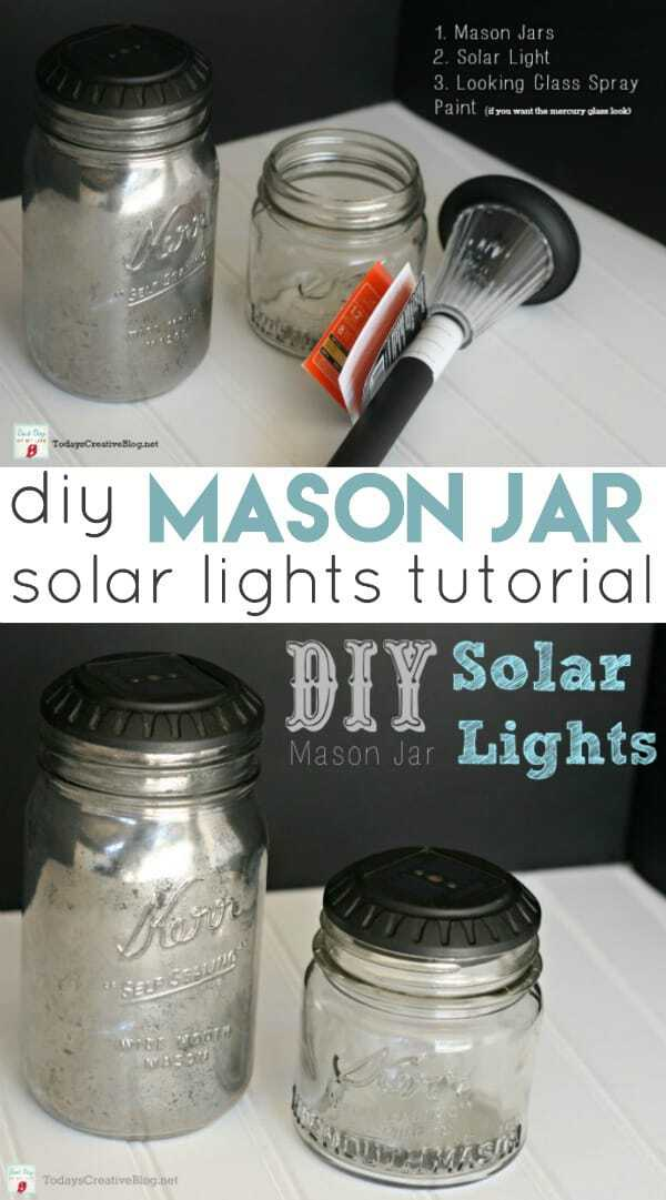 The mason jar light is equipped with inbuilt sensors. Check Out These 17 Amazing Diy Mason Jar Lights The Saw Guy
