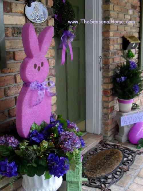 DIY Bunny Planter