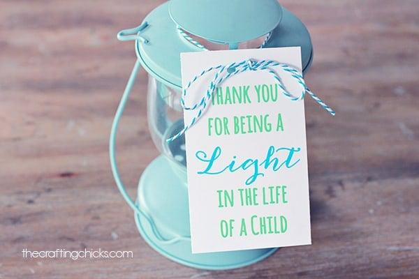 Light In My Life Lanterns