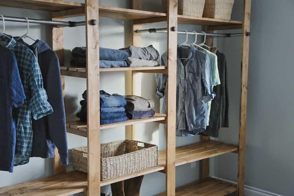 27 Diy Closet Organization Ideas That Won T Break The Bank