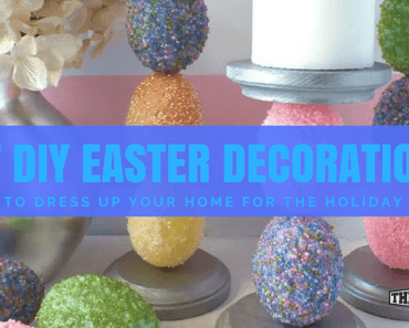 diy easter decorations