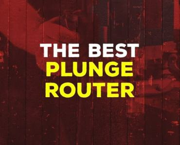 Best plunge router
