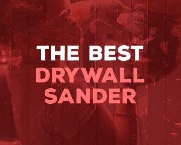 best drywall sander