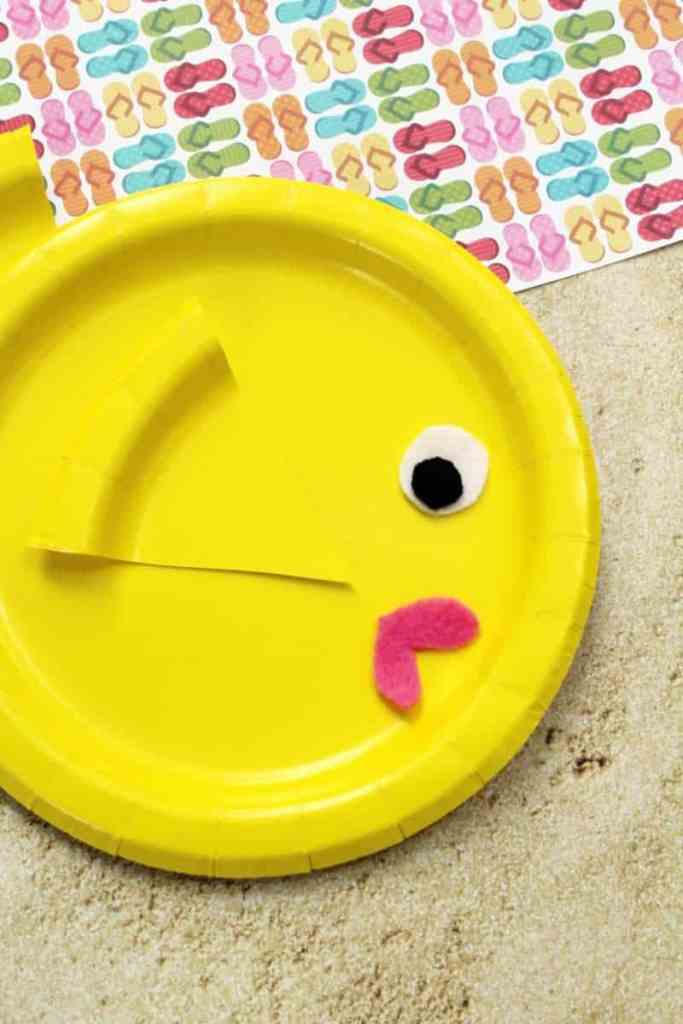 Paper Plate Fish Craft Paper plate crafts are perfect for kids because they are easy to work with and you can make so many things. These fish are playful and adorable. Have a look at how you can make your own.thesawguy.com