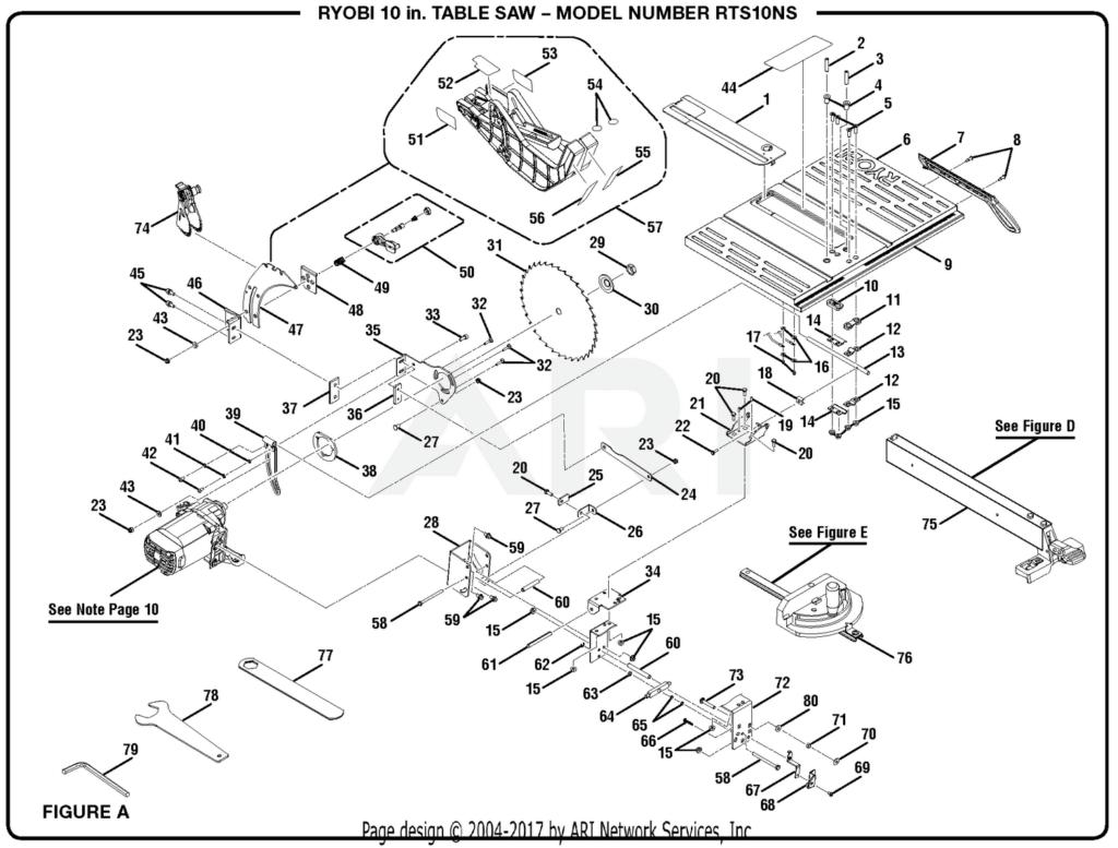 31 Ryobi Chainsaw Parts Diagram