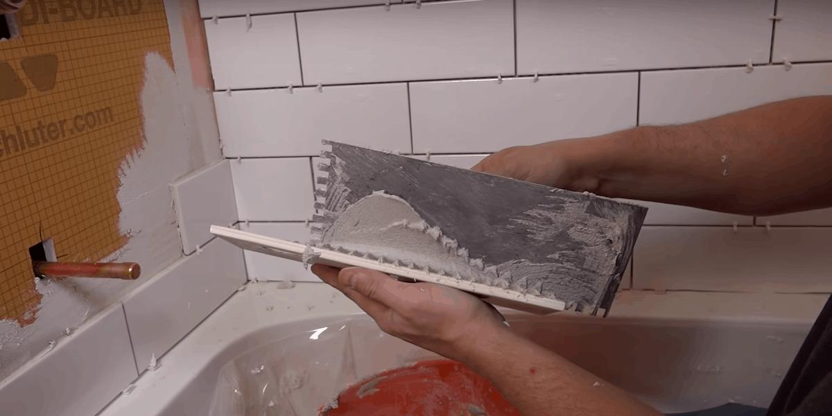 choose the best grout for shower tile