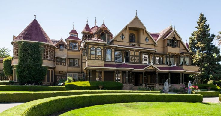 The Winchester Mystery House The Scare Chamber