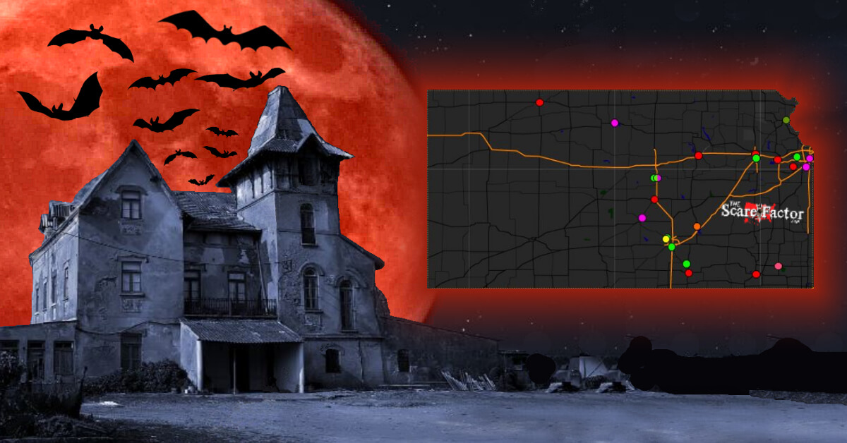 People in kansas are increasingly feeling the effects of diabetes. 2021 Guide to Haunted Houses in Kansas   The Scare Factor Directory