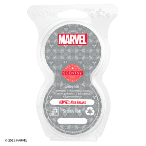 Scentsy Marvel Fan Diffuser Pod Nine Realms