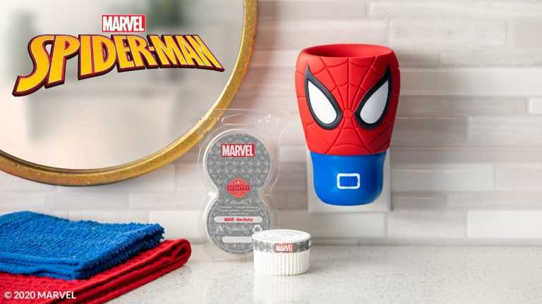 Hurry! Some Scentsy Marvel products will be leaving us soon