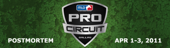 MLG Dallas 2011 Postmortem