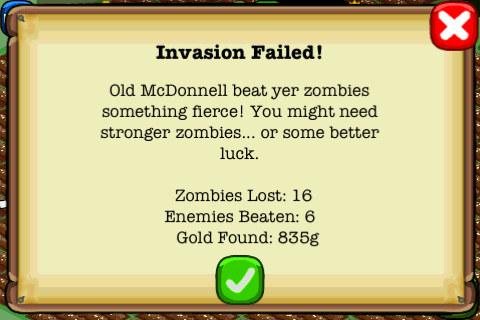 Invasion Fail