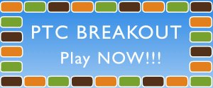 PTC Breakout Game