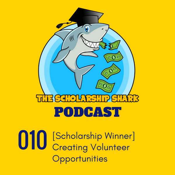 010: [Scholarship Winner] Creating Volunteer Opportunities
