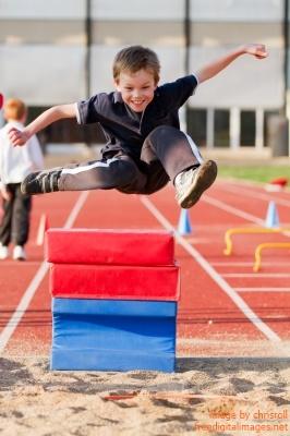 Mental health benefits of school sports