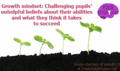 """Growth Mindset: """"Even Einstein struggled…"""""""
