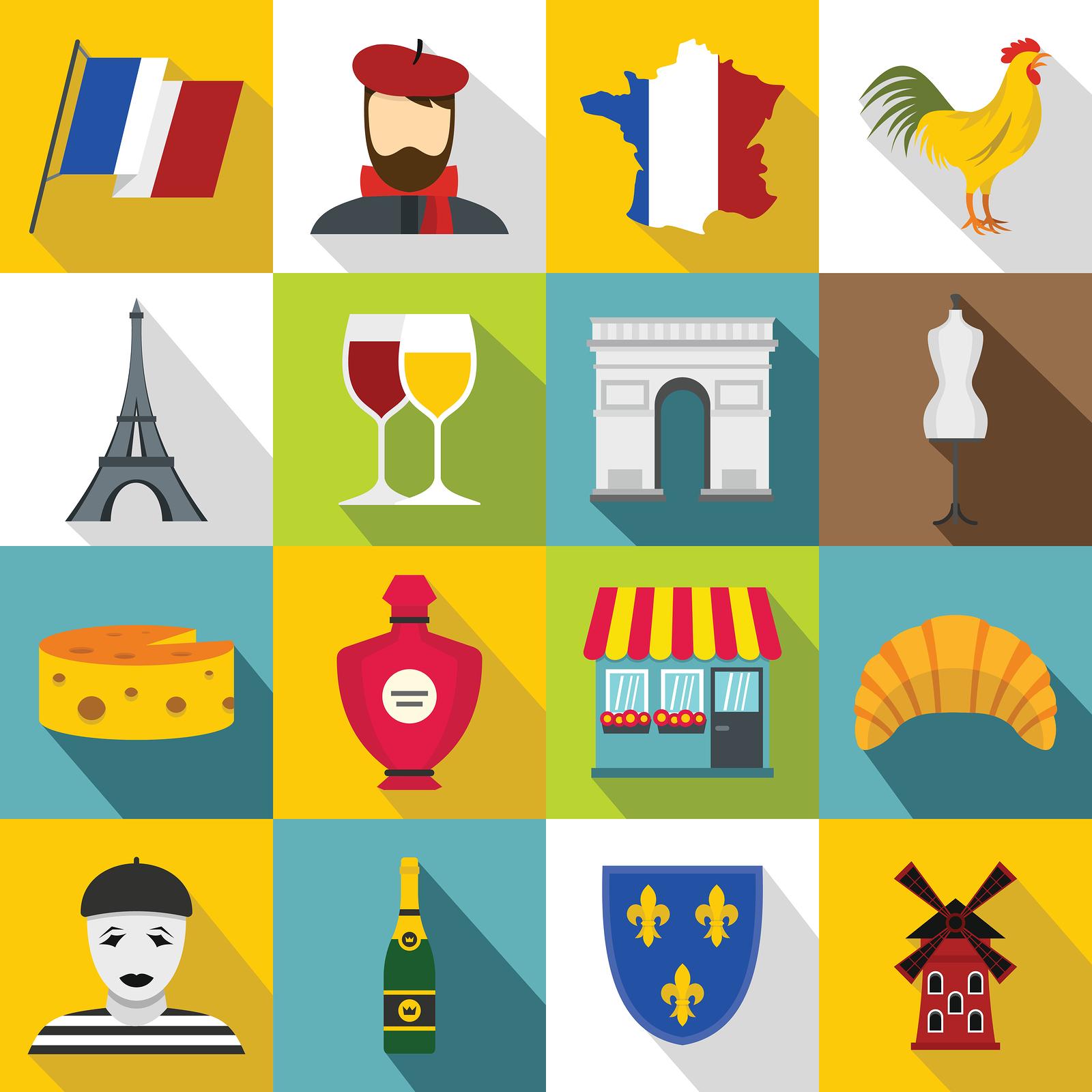 France Information For Kids