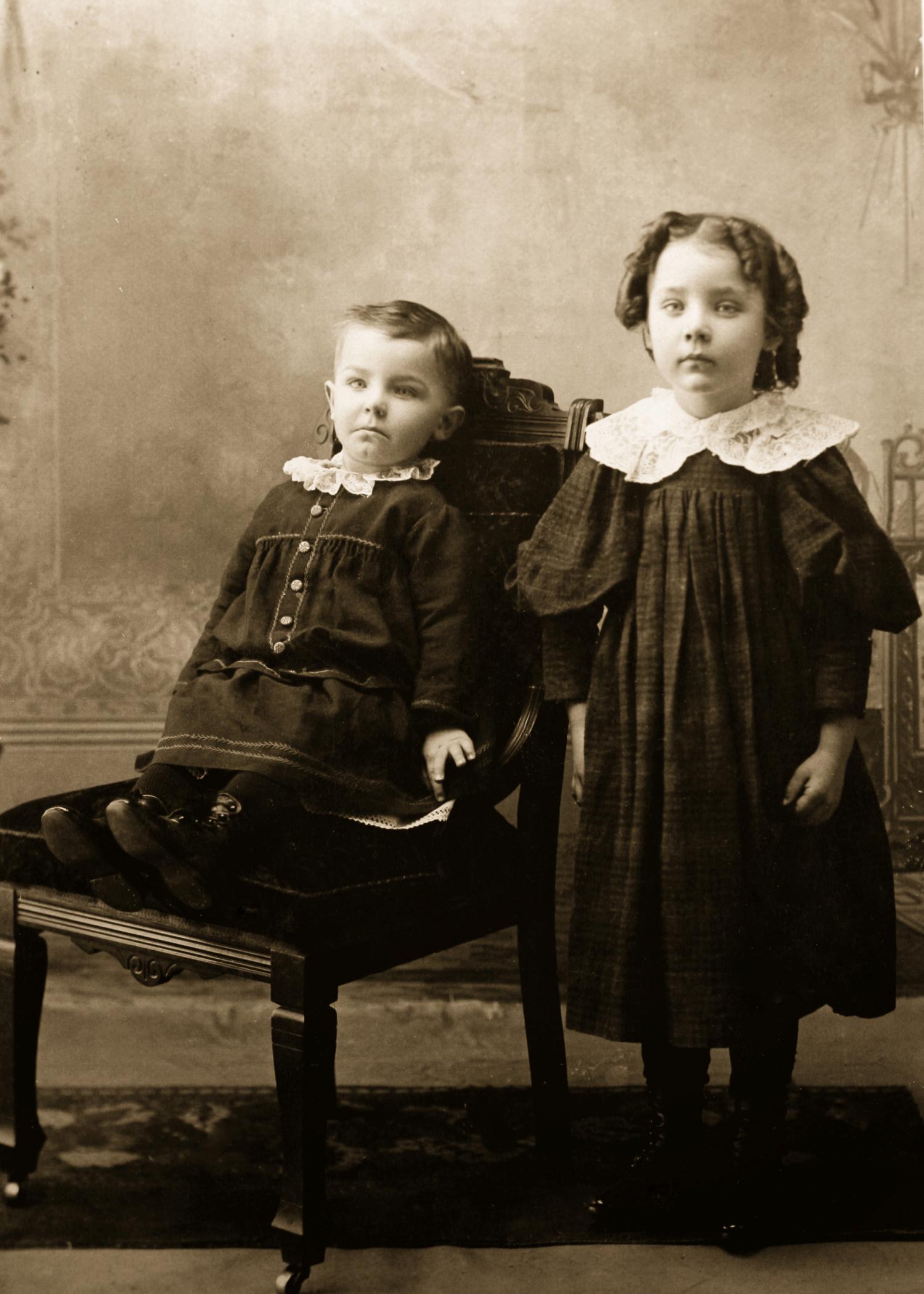 Victorians For Children