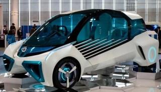 innovazione Toyota