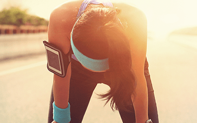 Exercise is both healthy and free, so why don't most people do it?