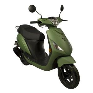 AGM SP50 mat groen
