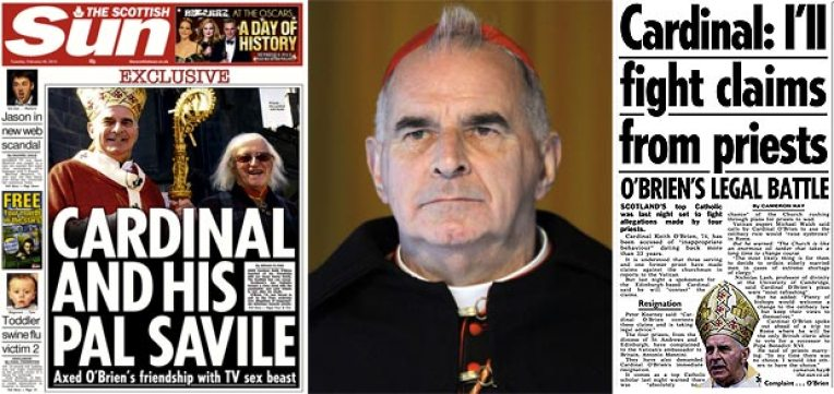 Image result for Cardinal Keith O'Brien