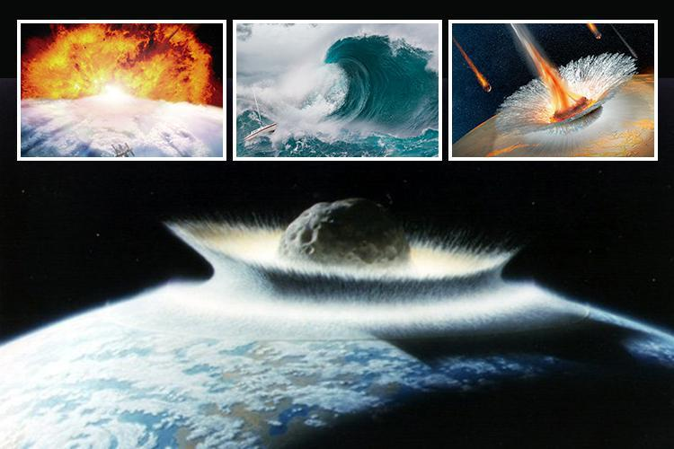 Could an asteroid strike Earth Seven terrifying ways that
