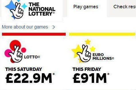 National Lottery Players Fury Over Endless Rollovers