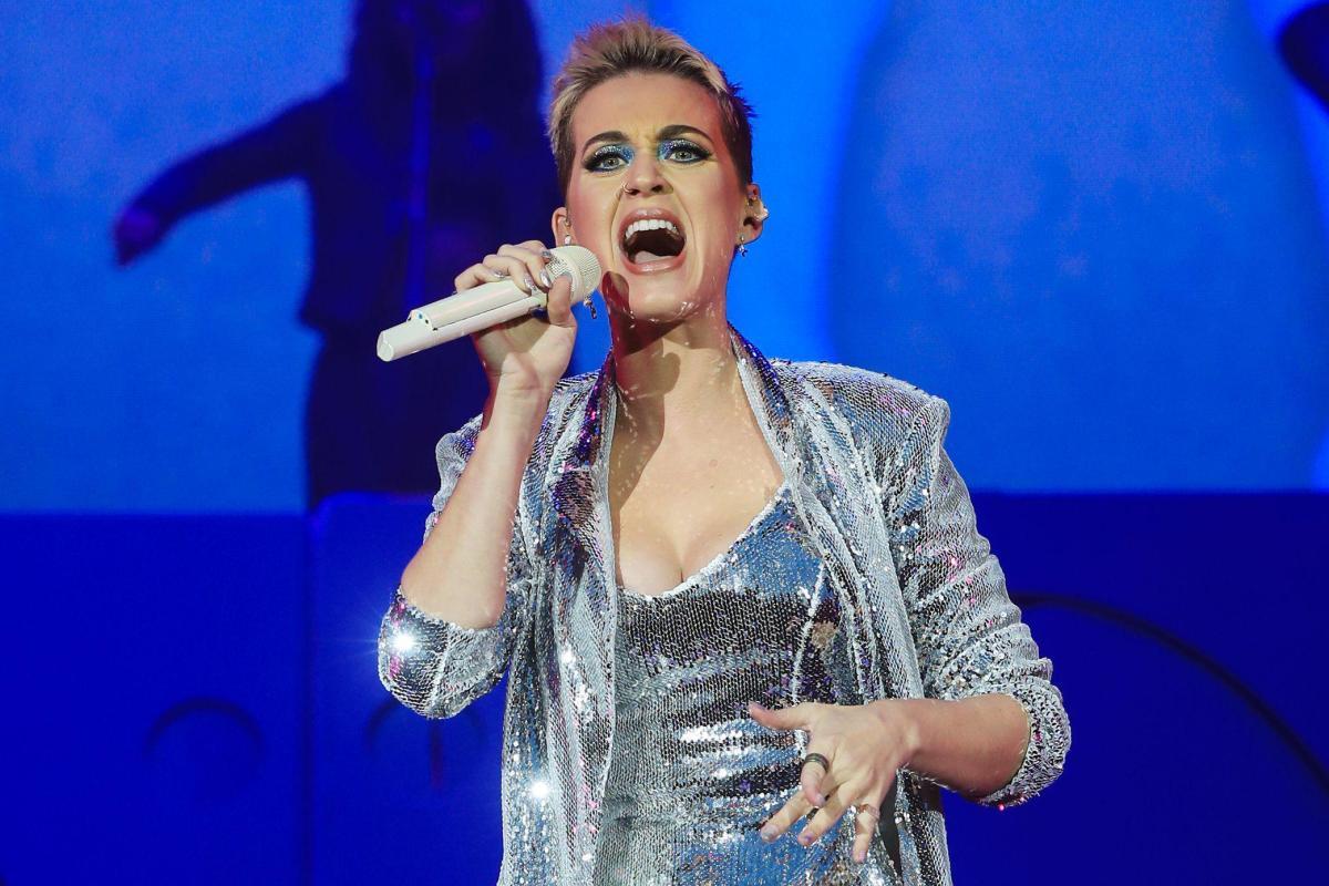 Katy Perry Australian Tour Dates