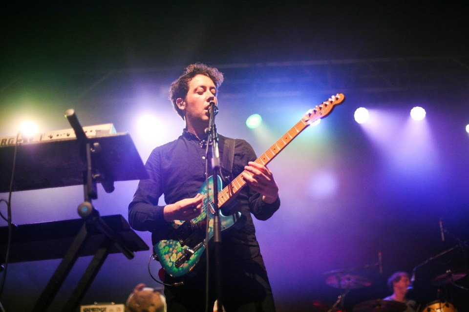 The Wombats had Glasgow's O2 Academy in a frenzy as they ...