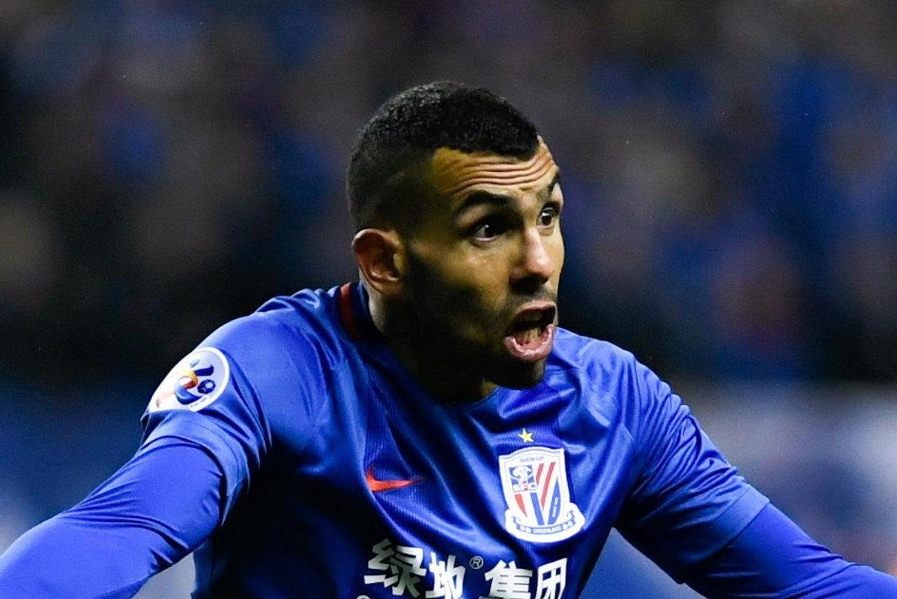 Shanghai Shenhua fans dub Carlos Tevez Very Homesick Boy and