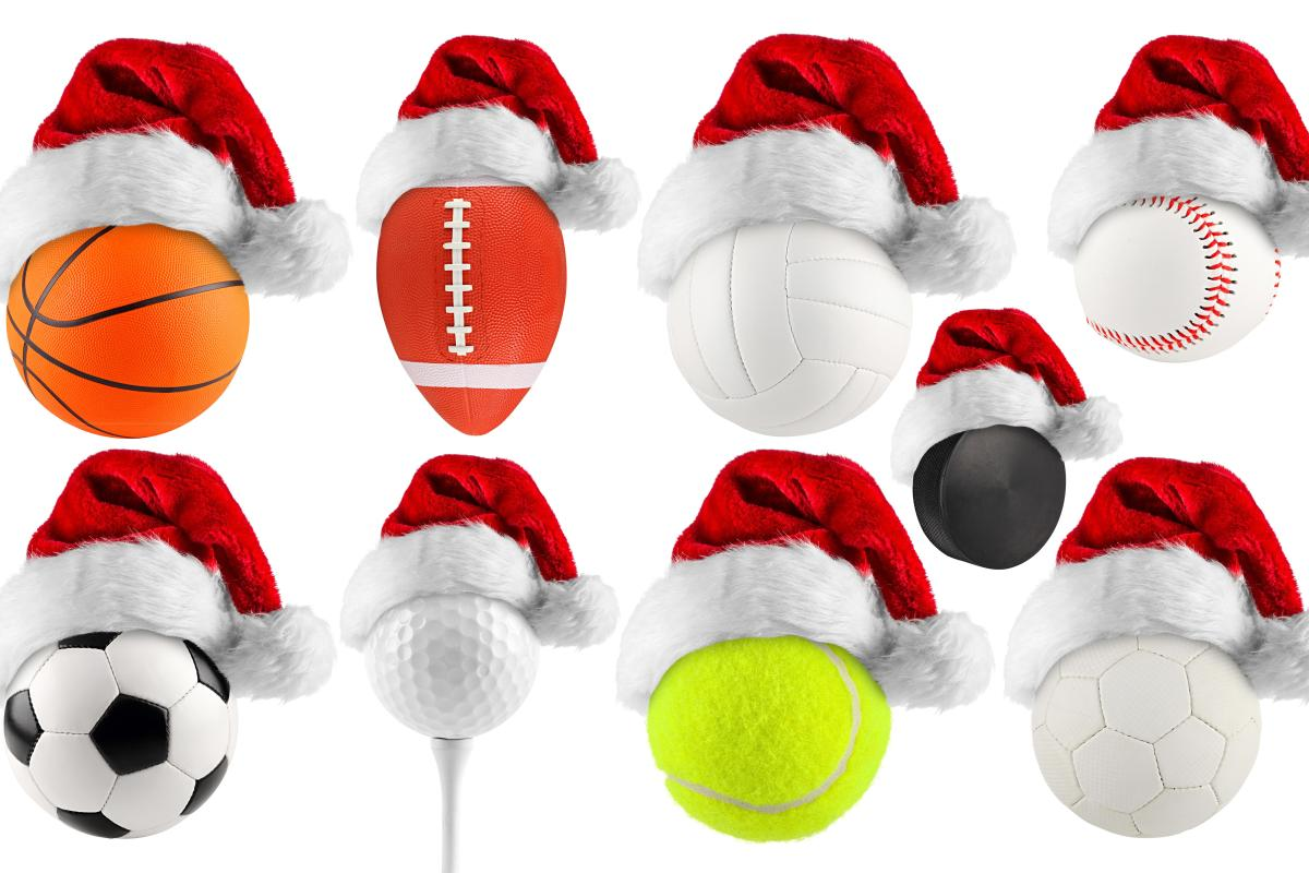 Christmas 2017 Sports Gifts
