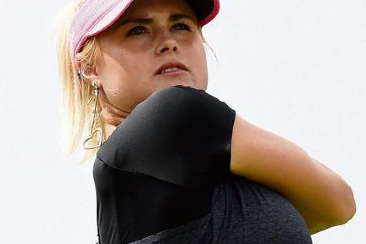 Scots golf ace Carly Booth distraught after being targeted