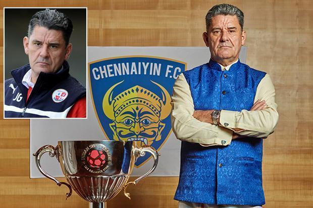 Former Aston Villa boss John Gregory wins Indian Super ...
