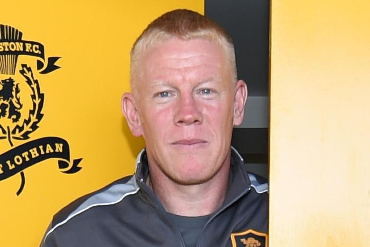 New Livingston boss Gary Holt feared he would become full ...