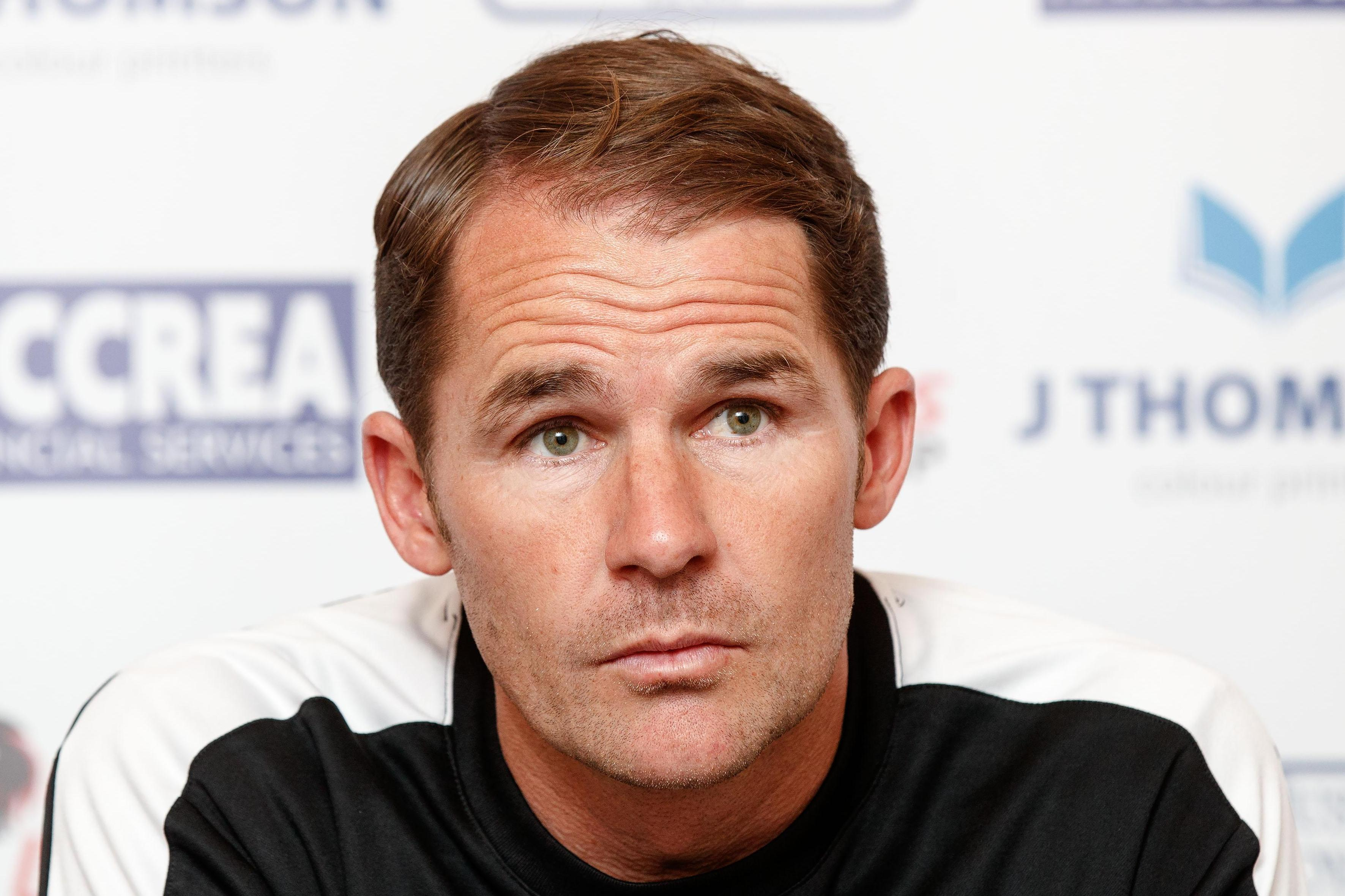 BREAKING: Partick Thistle SACK manager Alan Archibald