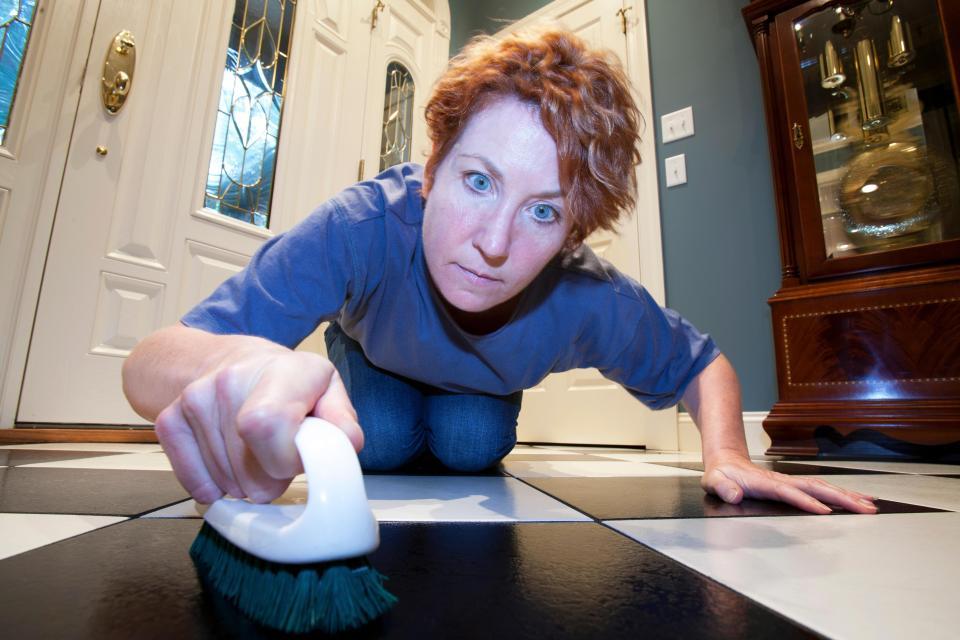 Beaucoup de gens croient que le TOC consiste à être propre, bien rangé ou excessivement propre.