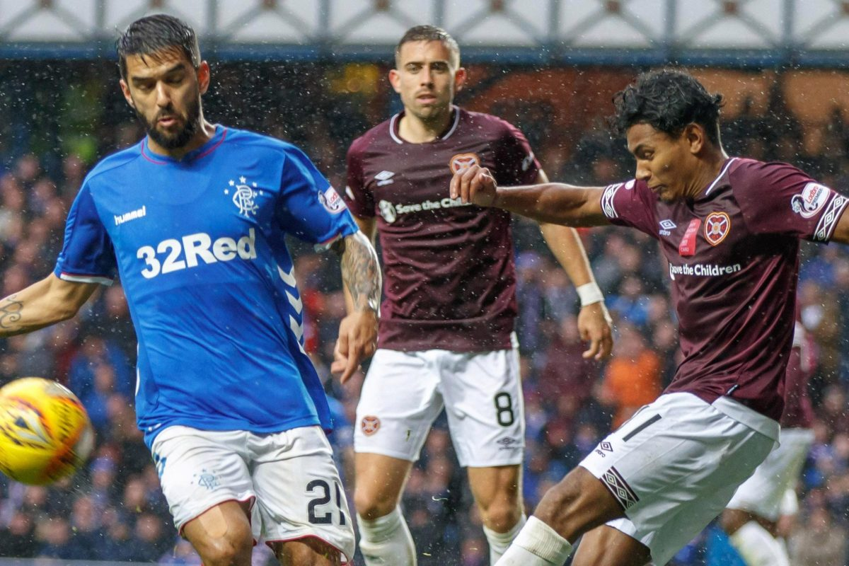 hearts vs rangers live stream tv channel kickoff time