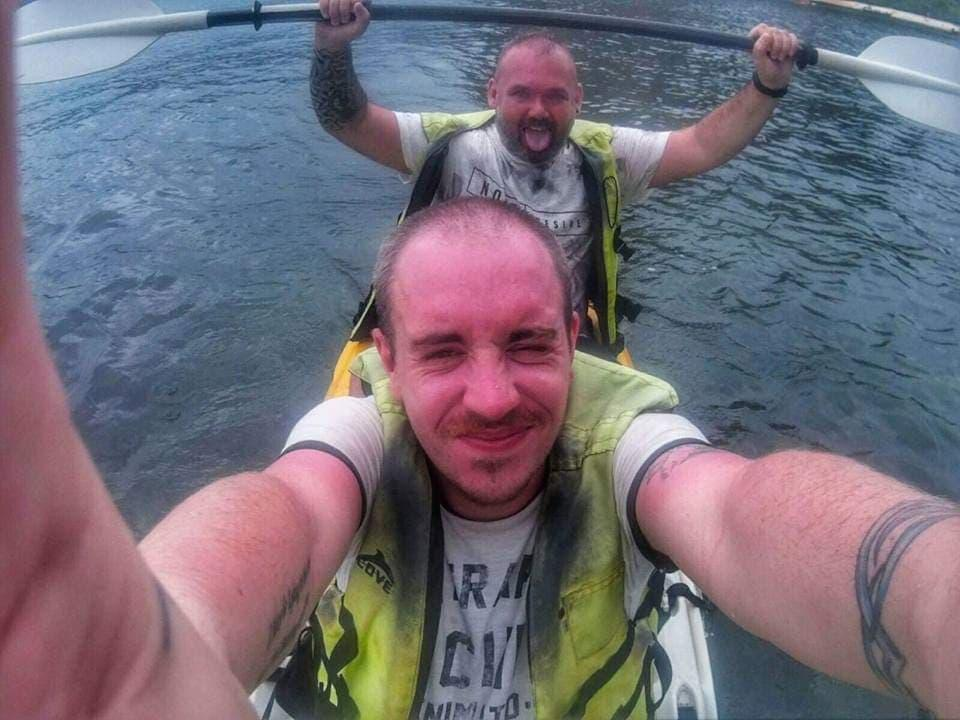 Now they have to raise £ 35,000 to return home