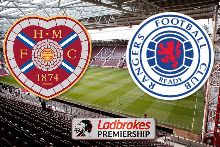 Hearts V Rangers Live Score Team News And Latest Updates From Scottish Premiership Clash At Tynecastle