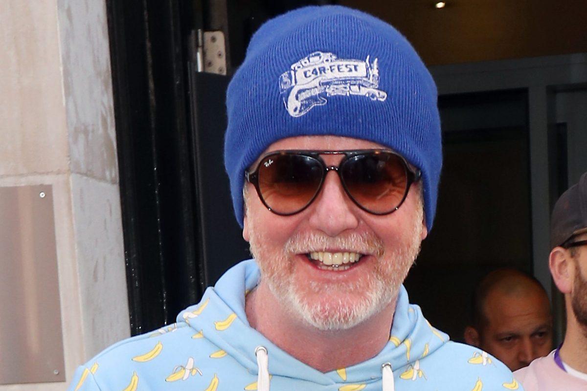 Chris Evans raises more than £400k for charity as he prepares to run Amsterdam marathon this Sunday
