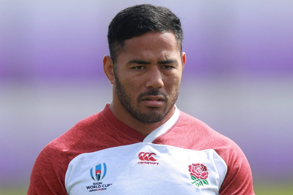 England's Manu Tuilagi reckons this will be his last World Cup… so plans to go out with a bang
