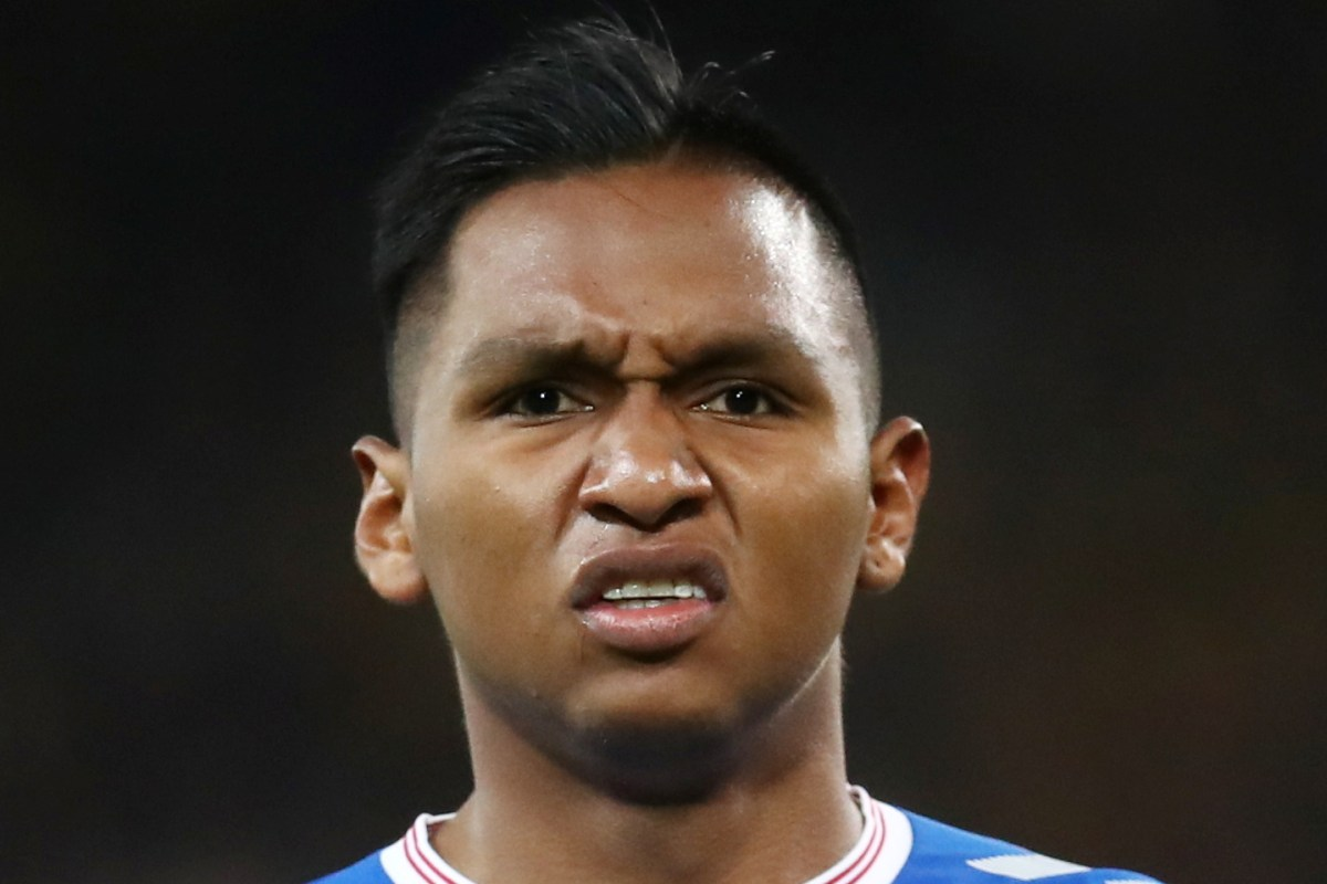 Rangers star Alfredo Morelos' Colombia display fails to impress media in homeland