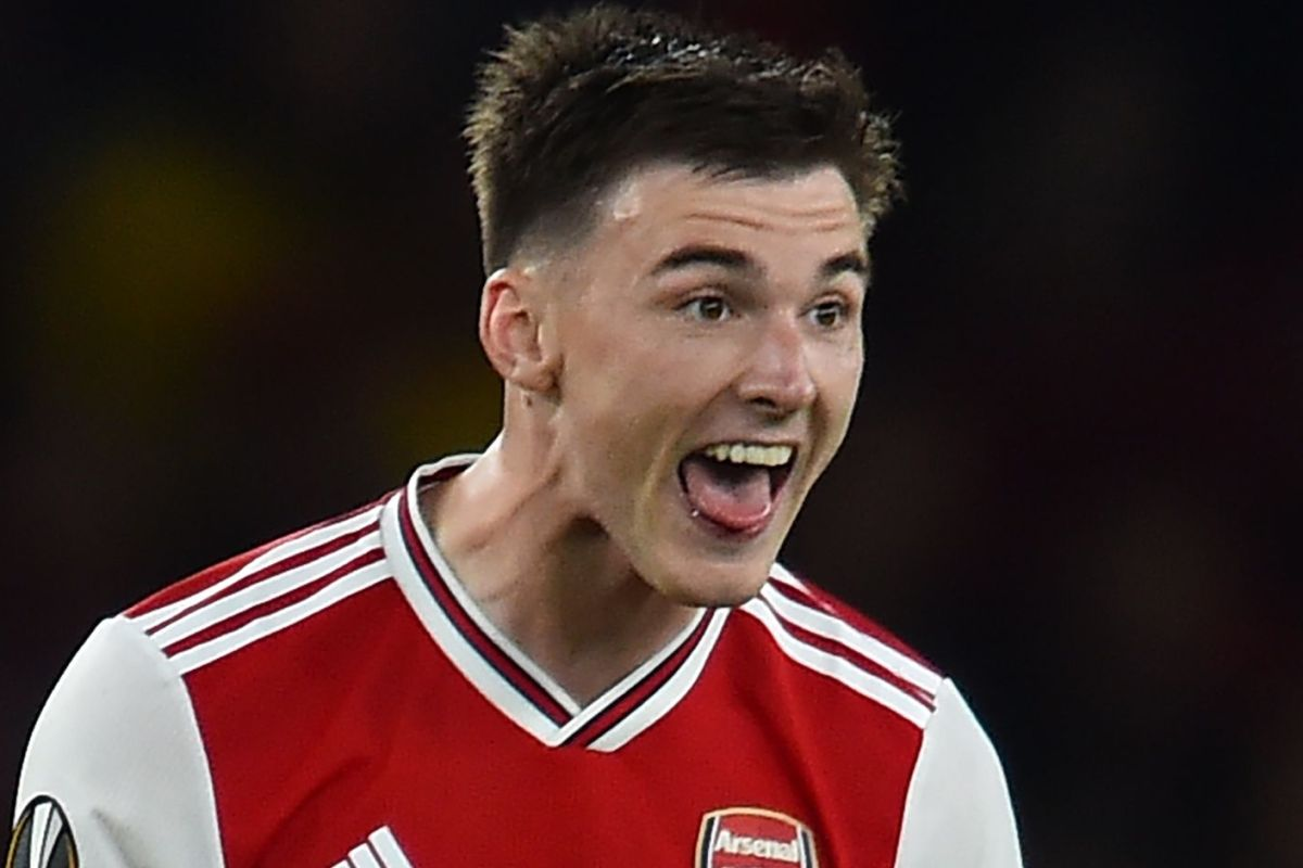 Ex-Celtic star Kieran Tierney on bench for Arsenal versus Sheffield United
