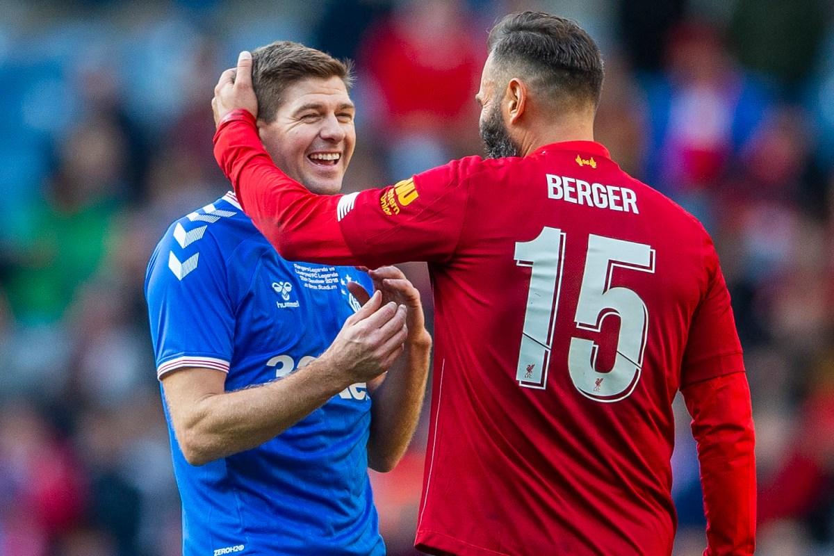 Rangers news: Berger says Gerrard would snub offer from Turkish side Besiktas