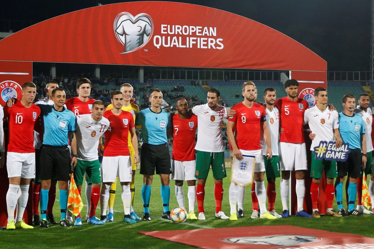 Bulgaria player tells England squad racist abuse they suffered was 'pre-planned and co-ordinated'